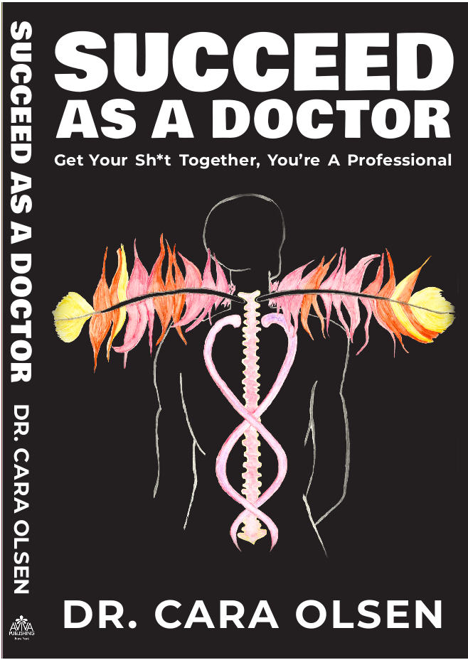 Succeed as a doctor book cover
