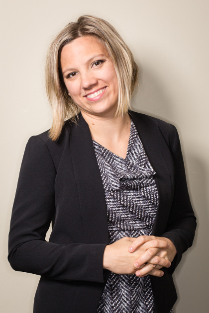 Dr. Cara Olsen Portrait for Succeed As A Doctor